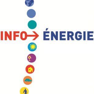 logo info énergie simple